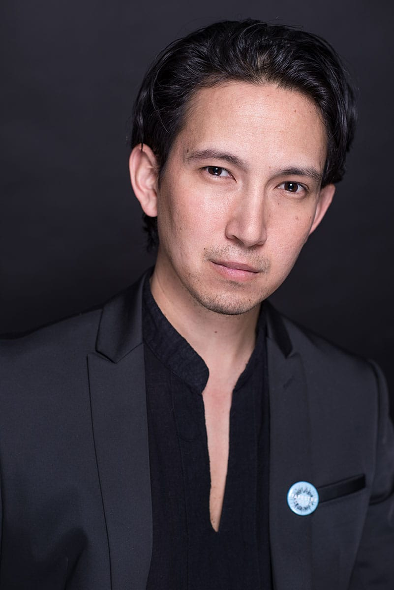 Michael Mori - Artistic Director - Headshot