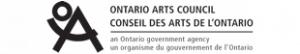 Ontario Arts Council / Conseil des Arts de L'Ontario