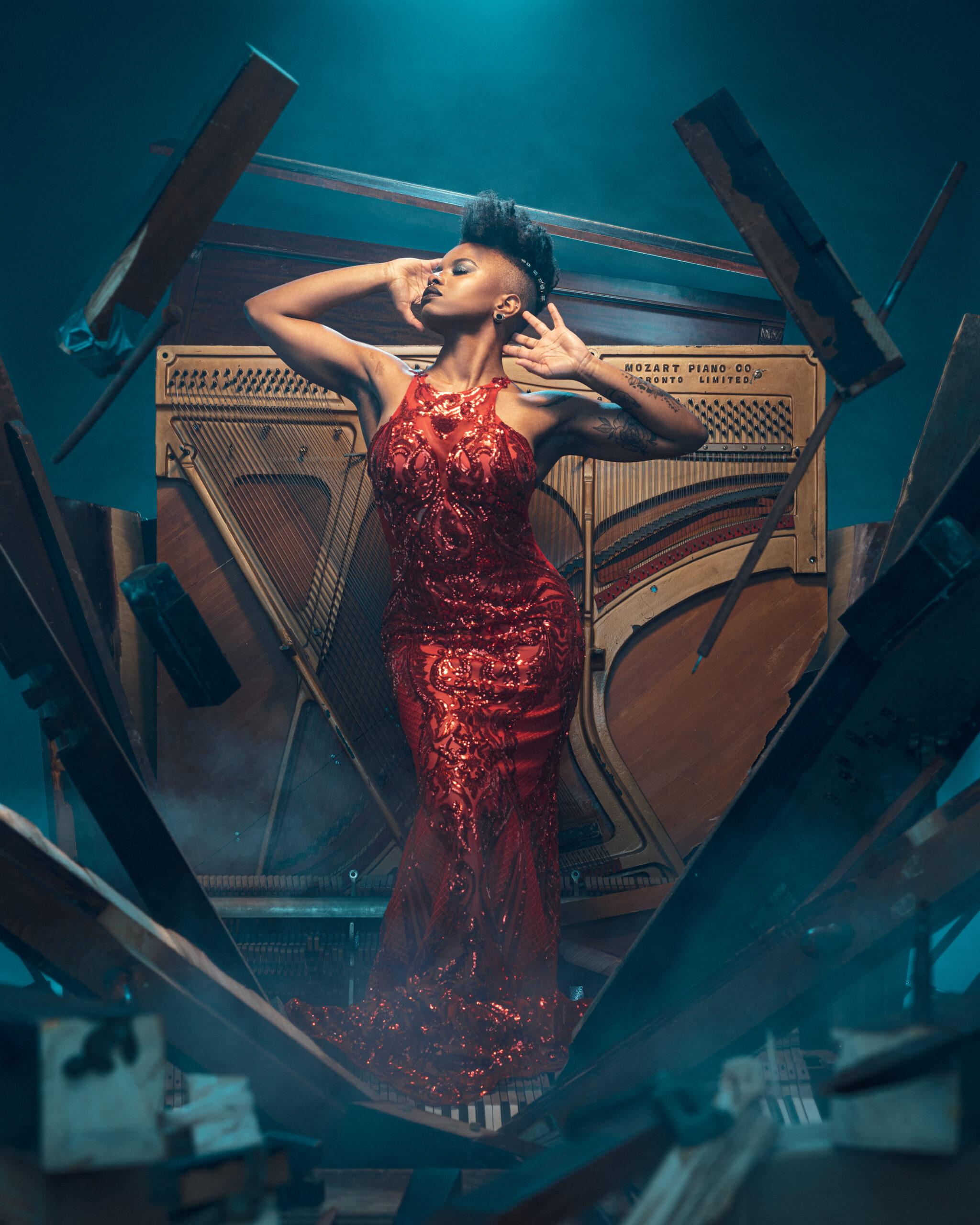 Morgan-Paige Melbourne, Where Do I Go? Tapestry Opera
