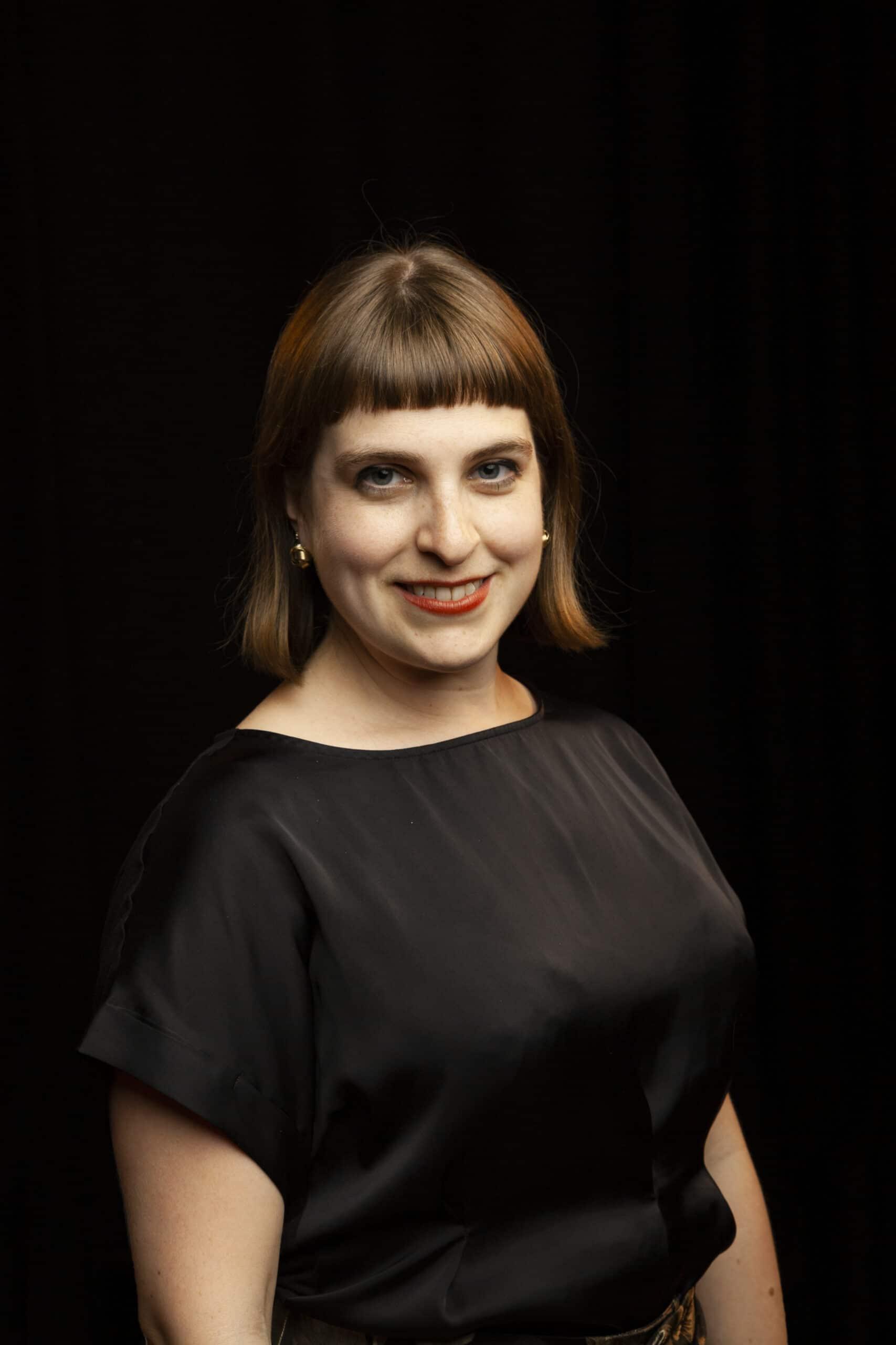 Conductor Juliane Gallant