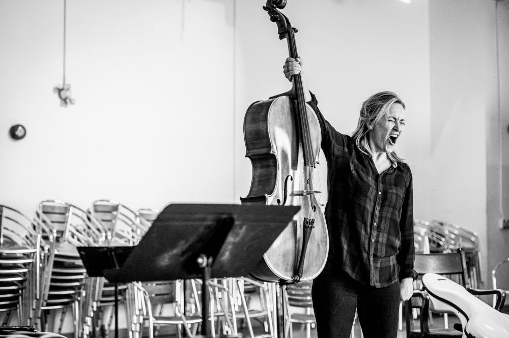 Jacqueline rehearsals