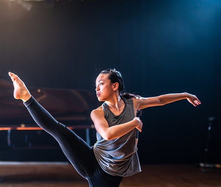 Audition call for dancers